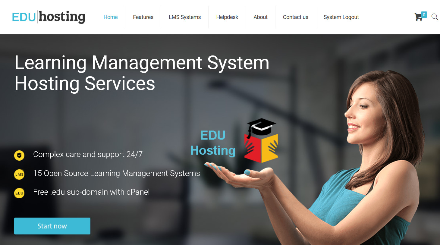 EDU Hosting Services